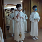 '주님 부활 대축일' 교중미사